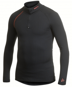 Рубашка мужская с молнией Craft Be Active Extreme Zip Turtleneck M 194610