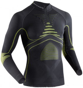 X-BIONIC ACC EVO SHIRT LONG SL_UP ZIP MAN I20220