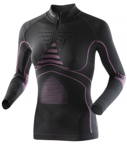 X-BIONIC ACC EVO SHIRT LONG Sl UP ZIP LADY I20221