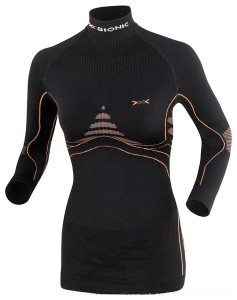 X-BIONIC Energy Accumulator LADY Turtle Neck Shirt Long Sl I20097