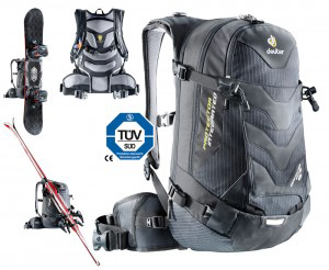 Рюкзак DEUTER Descentor EXP 18 SL