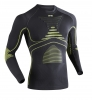 X-BIONIC ACC EVO SHIRT LONG SL_ROUND NECK MAN